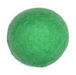 25-30mm Felt Bead -- 3. Green