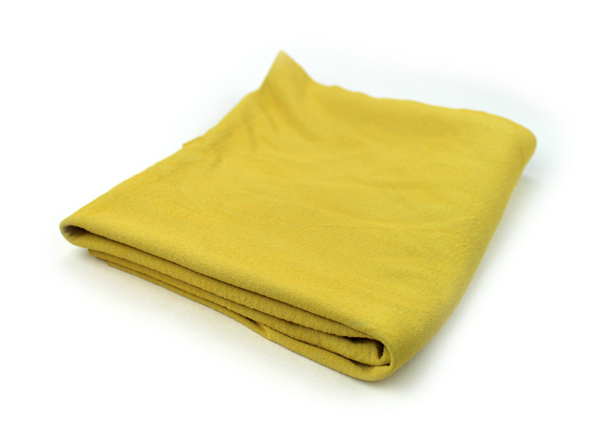 Chamois Cloth