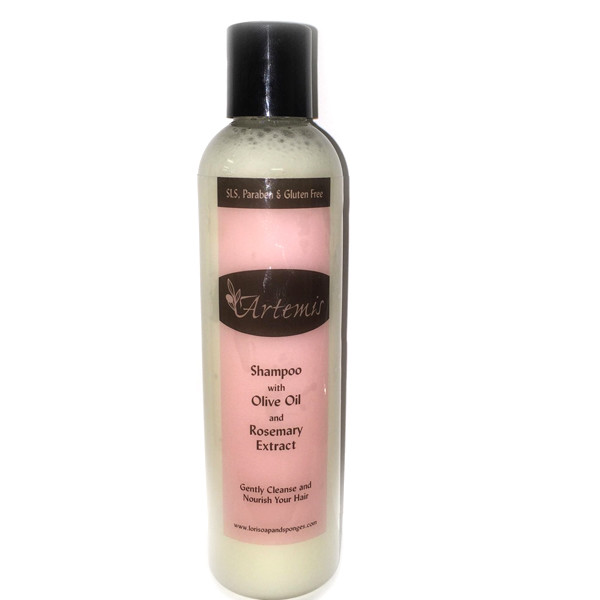 8 oz. Shampoo