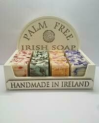 Palm Free Irish Soap Bar