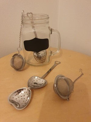Tea Infusers (only ball left in stock)