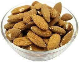 Organic Whole Almonds 100g