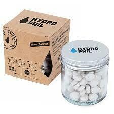 Hydrophil Tooth tablets (Mint Lemon)