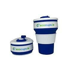 Eco Cup Collapsible cup 350ml