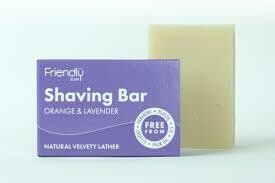 Friendly Shaving Soap Bar