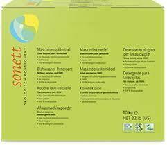 Sonett Dishwasher Detergent 100g
