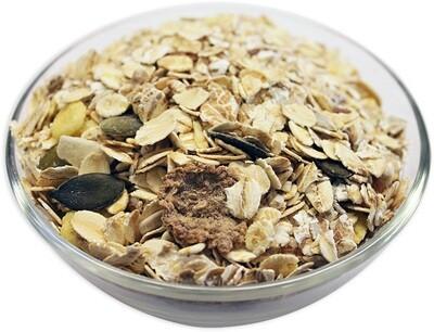Organic Gluten Free Muesli 100g