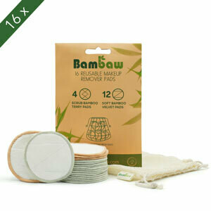 Bambaw Face Cleansing Pads