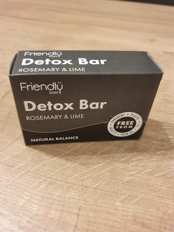 Friendly Detox Soap Bar 95g