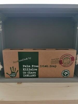 Palm free 3 soap set