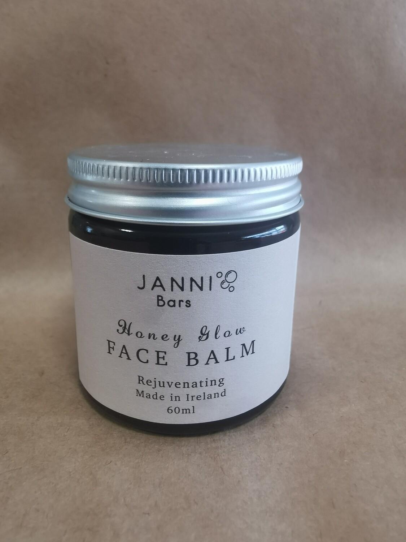 Janni Face Balm Honey Glow Jar 60ml