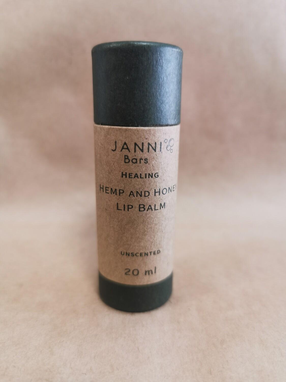 Janni Solid Lip Balm 20ml