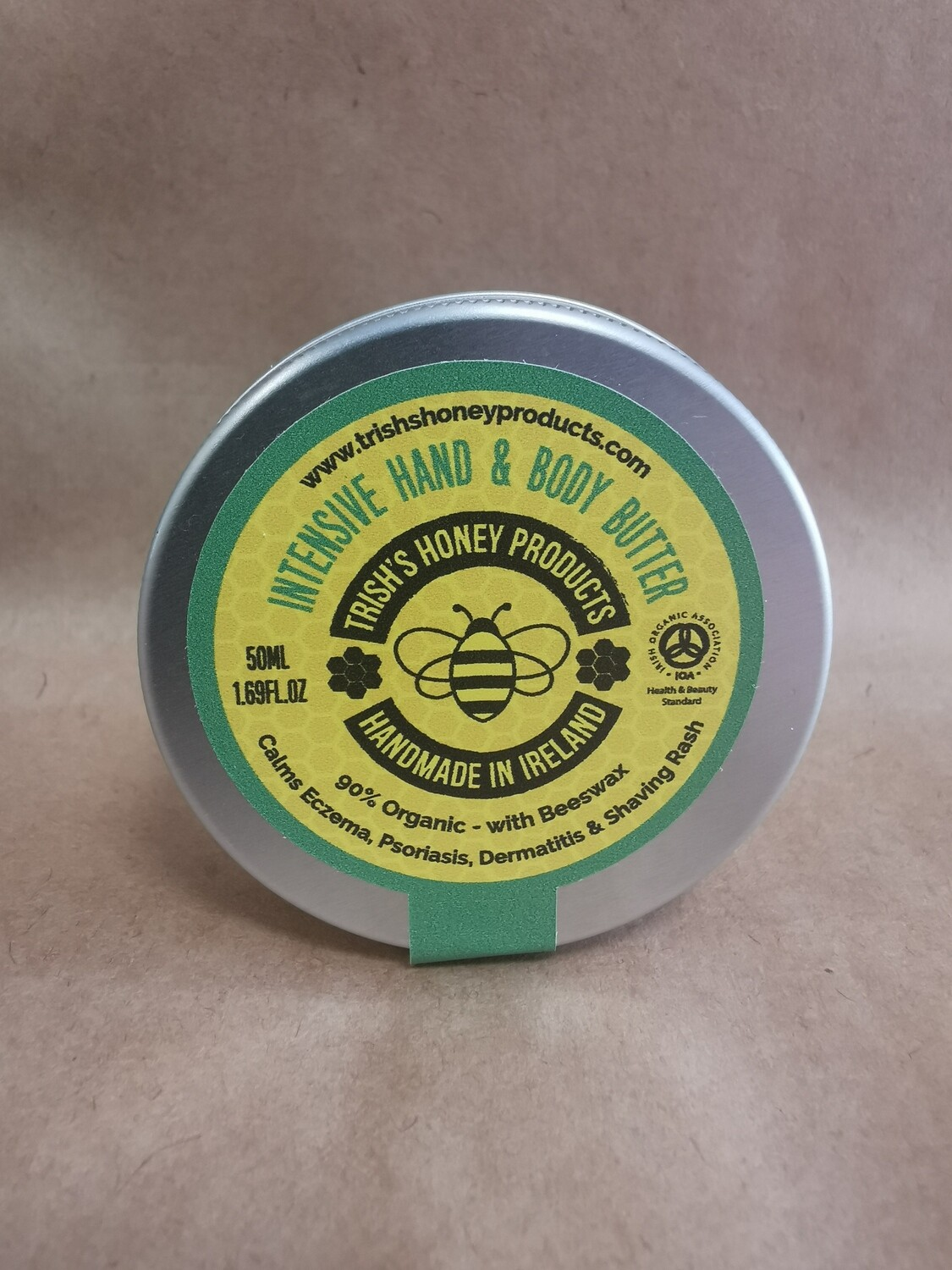 Trish's Intensive Hand and Body Butter 50ml