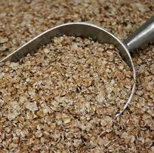 Organic Buckwheat Flakes per 100g