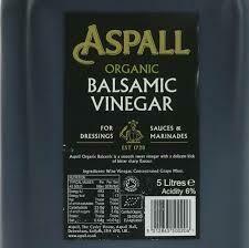 Organic Balsamic Vinegar per 100g