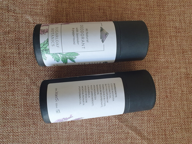 Sugarloaf Botanics Deodorant Stick
