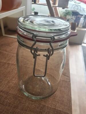 Kilner Jar 1 Litre