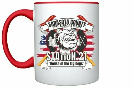 Station 21 Coffee Mug