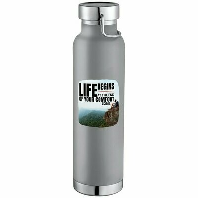 Life Begins Insulated Bottle