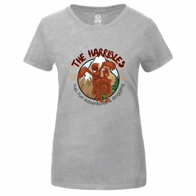 The Harribles Grey Women's T-Shirt