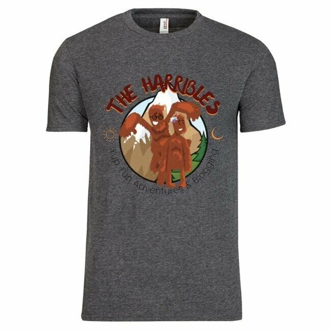 The Harribles Dark Heather Premium T-Shirt