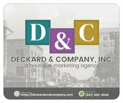 Deckard & Company Mouse Pad