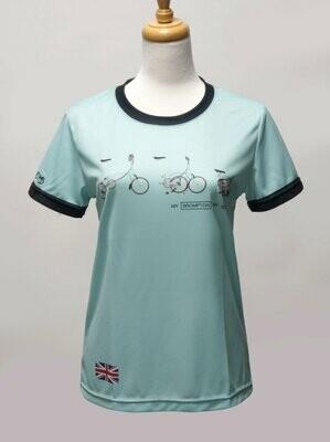 Brompton Inspired Unisex Design T shirt (AKING)