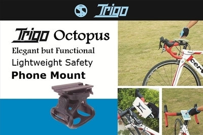 Trigo Octopus Easy gadget bike mount