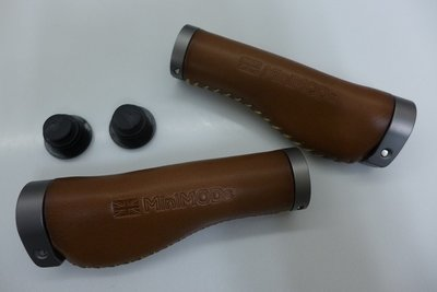 MiniMODs leather grips (Ergonomic)