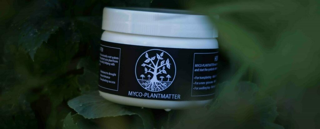 Myco-Plantmatter 250ml Tub