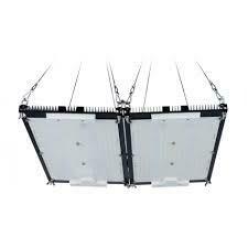 Kingbrite Quantum Board LED/UV Grow Light - 240W, Lm301H, 3500K, Double Heat Sink