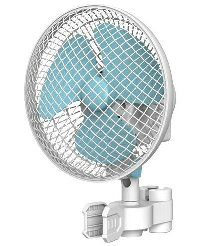 """Grip Clip Fan - 150mm (6"""")"""