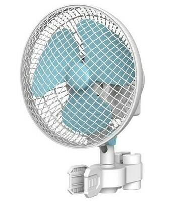 Grip Clip Fan - 150mm (6