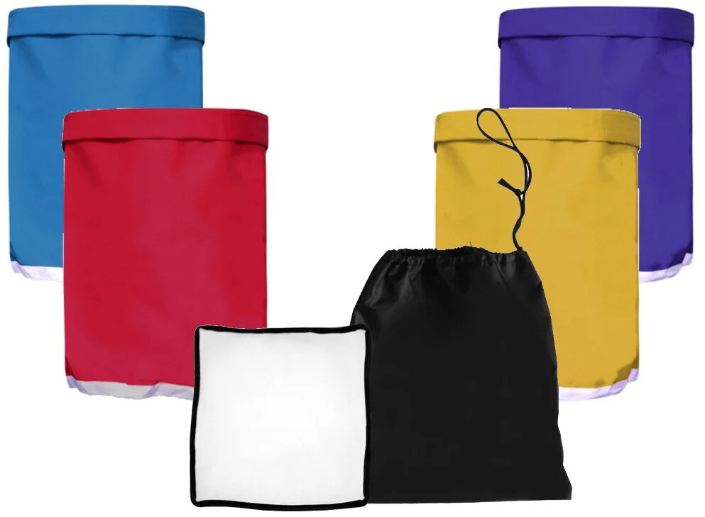 Bubble Bag Kit - 4 x 19L (5 Gallons)