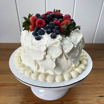 Tres Leches Cake, 6-inch