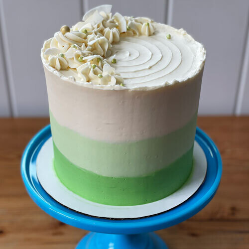 Coconut Lime Cake, 6-inch