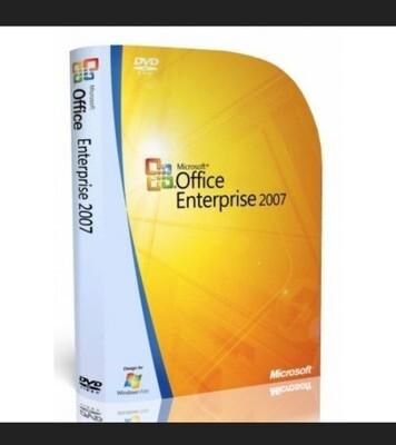 Microsoft Office 2007 Enterprise Full Version