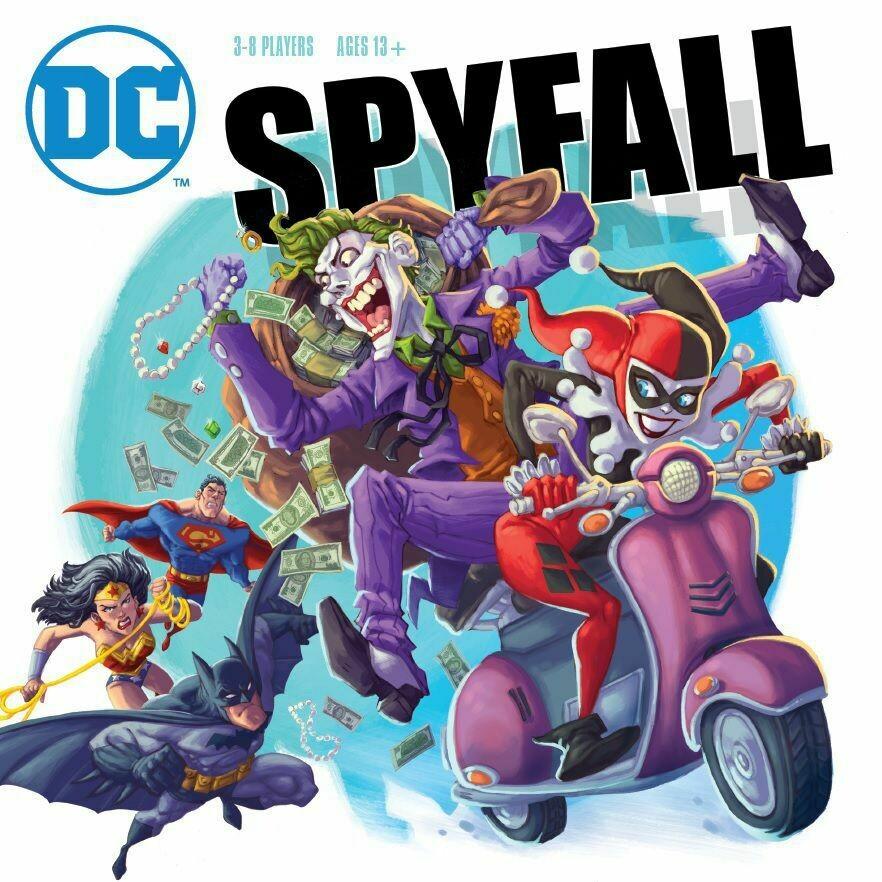 DC Spyfall