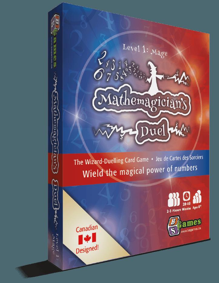 Mathemagician's Duel