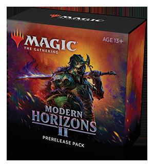 MTG MODERN HORIZONS 2 PRE-RELEASE PACK With Bonus Set Booster