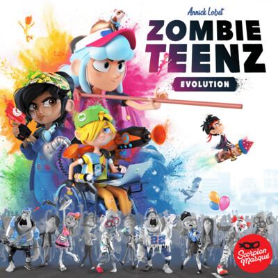 Zombie Teenz Evolution