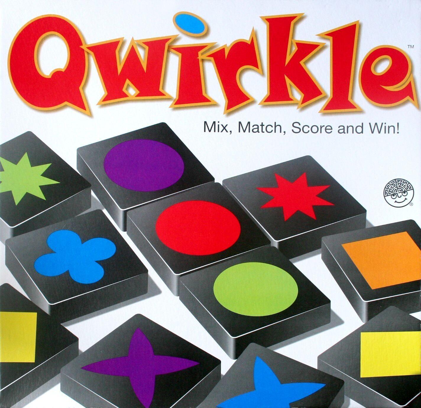 Qwirkle - Travel Size