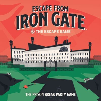 Escape from Iron Gate
