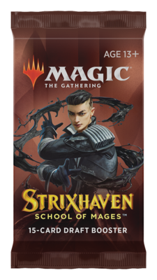 MTG - Strixhaven - Draft Booster Pack