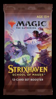 MTG - Strixhaven - Set Booster Pack