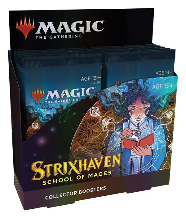 MTG - Strixhaven - Collector Booster Box