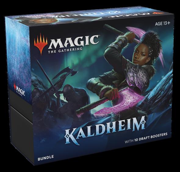 MTG - Kaldheim - Bundle
