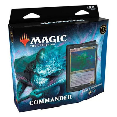 MTG - Kaldheim - Phantom Premonition Commander