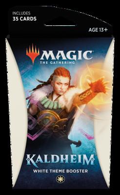 MTG - Kaldheim - White Theme Booster