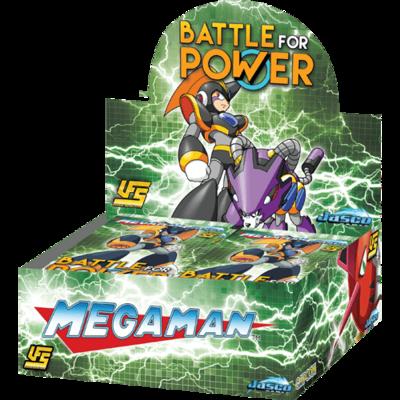 UFS - Megaman Battle For Power - Booster Box